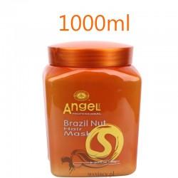 Angel Professional Maska Orzech Brazylijski dla Włosów Kędzierzawych 1000ml