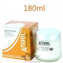 Angel Professional Krem Odżywczy Włosy Suche i Trudne do Opanowania Bez Spłukiwania 180ml