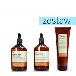 Insight Colored Hair Zestaw do Włosów Farbowanych Ochrona i Wzmocnienie Szampon 400ml Odżywka 400ml Maska 250ml