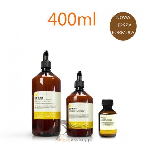 Insight Dry Hair Odżywka Głęboko Odżywiająca Włosy 400ml