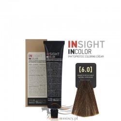 Insight 6.0 Natural Dark Blond Krem Koloryzujący 60ml