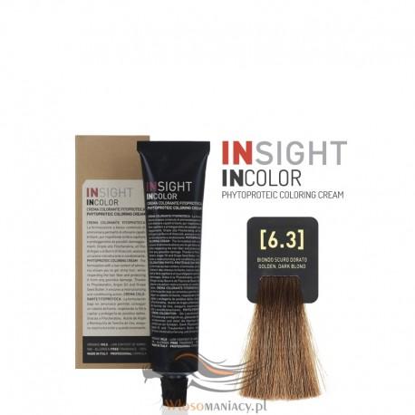 Insight 6.3 Golden Dark Blond Krem Koloryzujący 60ml