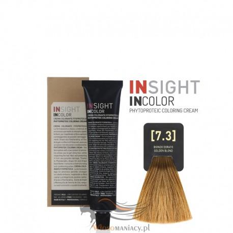 Insight 7.3 Golden Blond Krem Koloryzujący 60ml