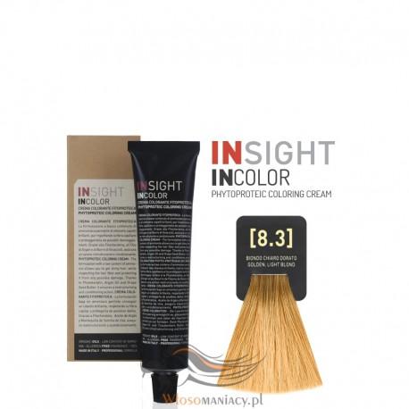 Insight 8.3 Golden Light Blond Krem Koloryzujący 60ml