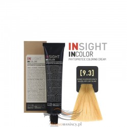 Insight 9.3 Golden Very Light Blond Krem Koloryzujący 60ml