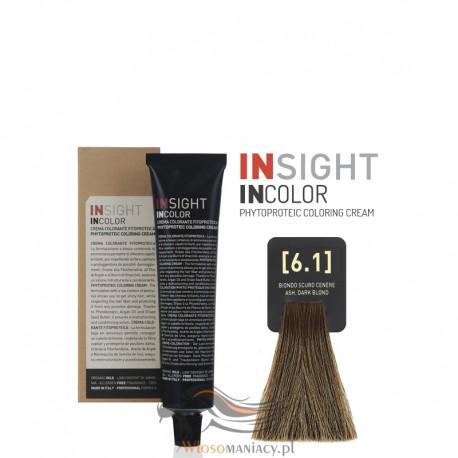 Insight 6.1 Ash Dark Blond Krem Koloryzujący 60ml