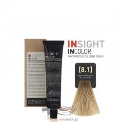Insight 8.1 Ash Light Blond Krem Koloryzujący 60ml