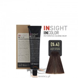 Insight 5.4 Coppery Light Brown Krem Koloryzujący 60ml