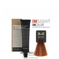 Insight 6.4 Coppery Dark Blond Krem Koloryzujący 60ml