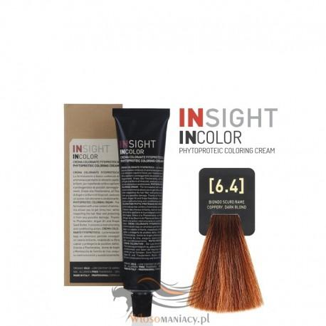 Insight 6.4 Coppery Dark Blond Krem Koloryzujący 60ml