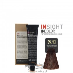 Insight 5.5 Mahogany Light Brown Krem Koloryzujący 60ml