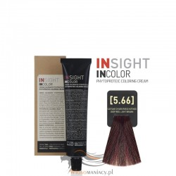 Insight 5.66 Deep Red Light Brown Krem Koloryzujący 60ml