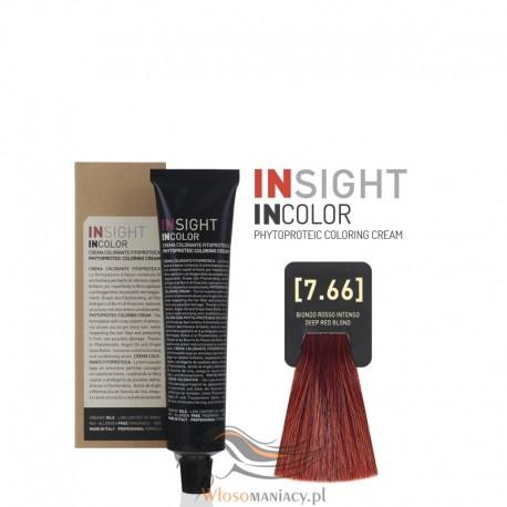 Insight 7.66 Deep Red Blond Krem Koloryzujący 60ml
