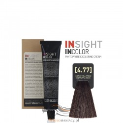 Insight 4.77 Deep Purple Brown Krem Koloryzujący 60ml