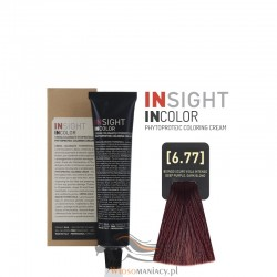 Insight 6.77 Deep Purple Dark Blond Krem Koloryzujący 60ml