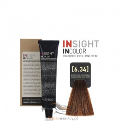Insight 6.34 Golden Copper Dark Blond Krem Koloryzujący 60ml