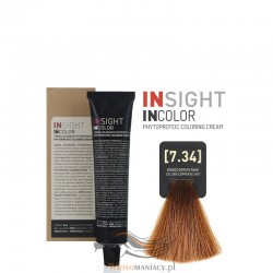 Insight 7.34 Golden Copper Blond Krem Koloryzujący 60ml