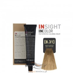 Insight 8.31 Beige Light Blond Krem Koloryzujący 60ml