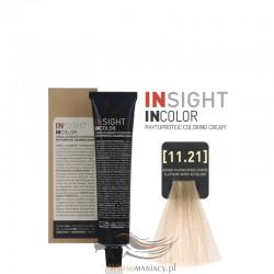 Insight 11.21 Platinum Irisee Ash Blond Krem Koloryzujący 60ml