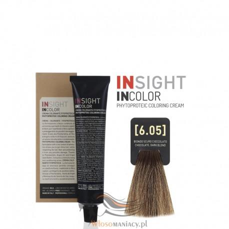 Insight 6.05 Chocolate Dark Blond Krem Koloryzujący 60ml