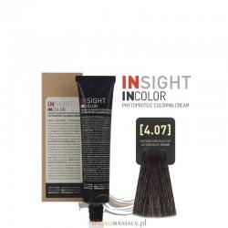 Insight 4.07 Ice Chocolate Brown Krem Koloryzujący 60ml