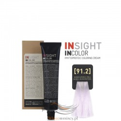 Insight 91.2 Blond Super Bleaching Pearl Krem Koloryzujący 60ml