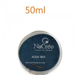 NaCreo Man Koloryzujący Wosk Modelujący do Włosów Bezbarwny 50ml