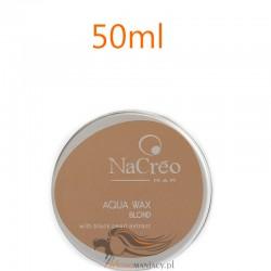 NaCreo Man Koloryzujący Wosk Modelujący do Włosów Blond 50ml