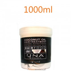 Una Maska Kokosowa Coconut Oil Hair Treatments  1000ml