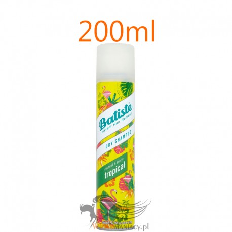 Batiste Suchy Szampon Tropical 200ml