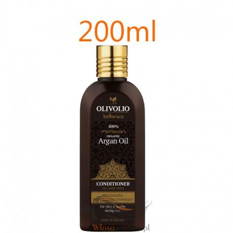 Olivolio Odżywka Arganowa Rozplątująca do Wszystkich Rodzajów Włosów 200ml