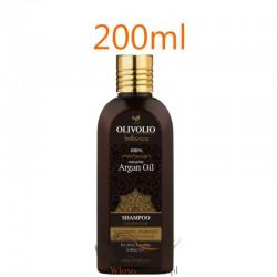 Olivolio Szampon Arganowy Nawilża i Odżywia Chroni Kolor 200ml