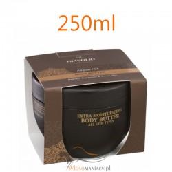 Olivolio Arganowe Nawilżające Masło do Ciała 250ml