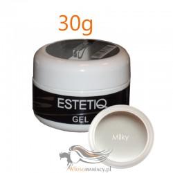 Estetiq Żel Budujący Milky 30g
