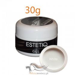 Estetiq Żel Budujący White 30g