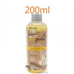 Propolia BIO Delikatny Organiczny Szampon z Miodem i Włóknami Bambusa 200ml