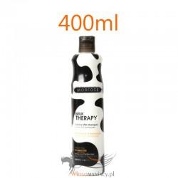 Morfose Milk Therapy Szampon Oczyszcza Wzmacnia Nawilża 400ml