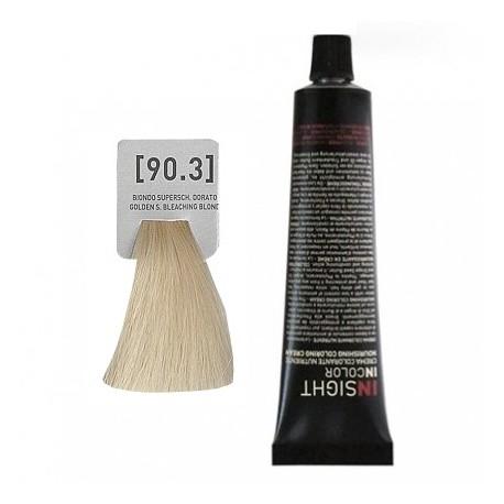 Insight 90.3 Bleaching Blond Krem Koloryzujący