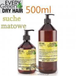 Every Green DRY HAIR Szampon do Włosów Suchych Matowych bez Objętości 500ml