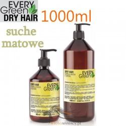 Every Green DRY HAIR Szampon do Włosów Suchych Matowych bez Objętości 1000ml