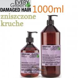 Every Green DAMAGED HAIR Szampon do Włosów Kruchych Zniszczonych 1000ml