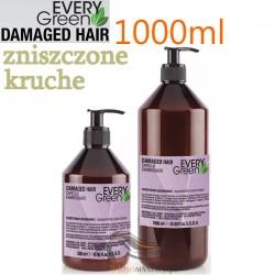 Every Green DAMAGED HAIR Odżywka do Włosów Kruchych Zniszczonych 1000ml