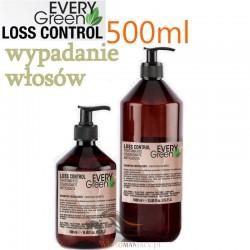 Every Green LOSS CONTROL Szampon do Włosów Wypadających 500ml